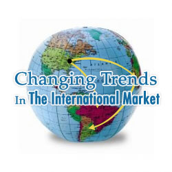 Changing Trends In The International Market.